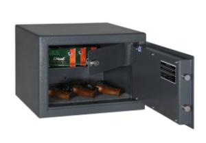 einen Tresor für Kurzwaffen aussuchen